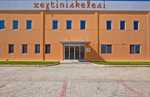 Iskul Ltd. Co. / Olive Oil Factory