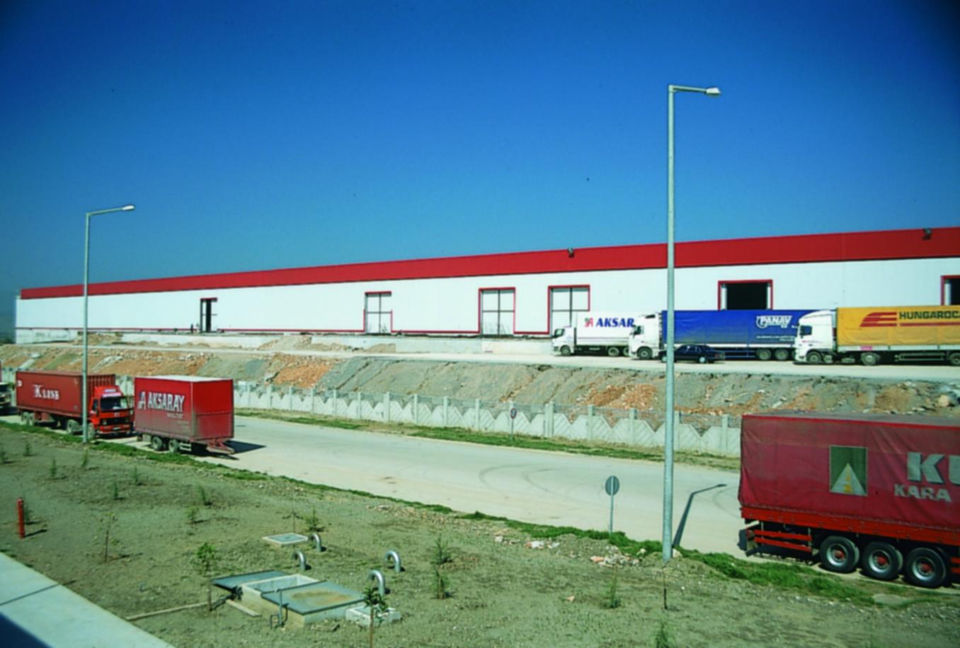 Vestel Inc. / Double Storey Warehouse