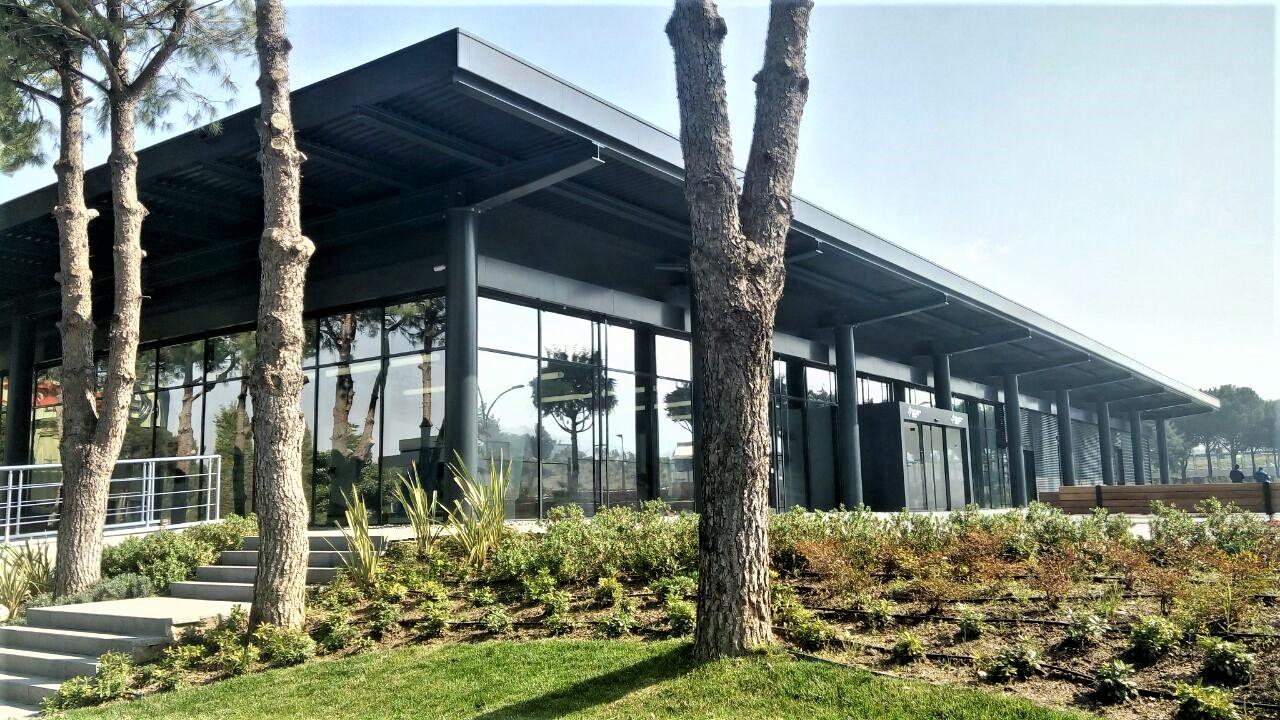 Bosch Thermotechnic Inc. / Customer Training Center Building