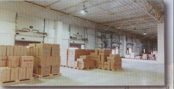 JTI Tabacco Products Inc. / Cigarette Factory Extension No 1