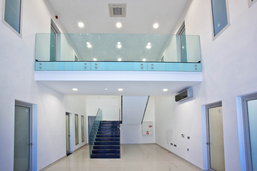 Lacroix Package Ltd. Co. / Administrative Building