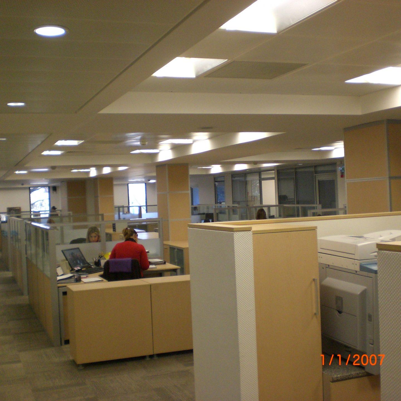 Tetrapark Inc. / Additional Building