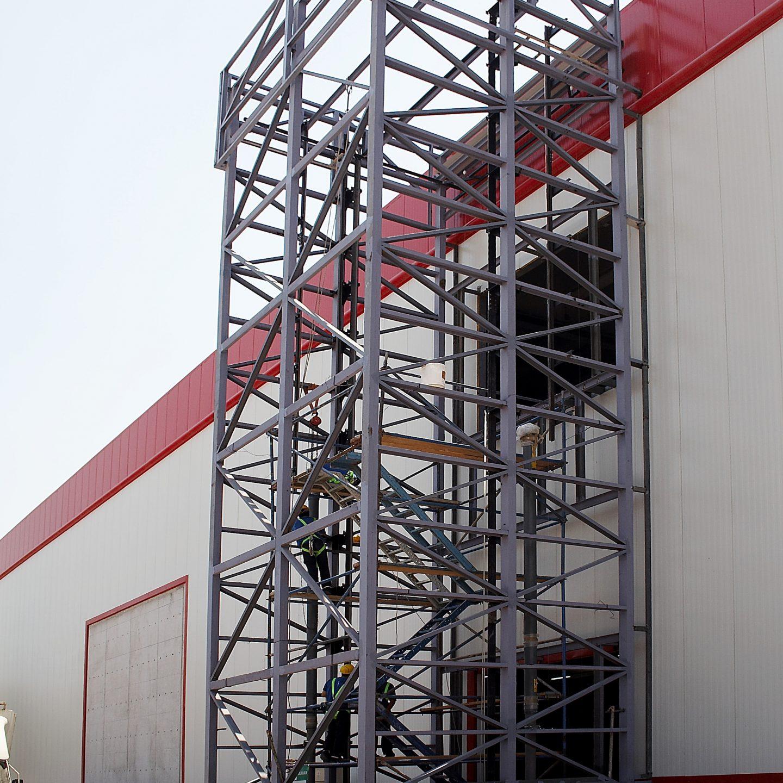 Vestel Inc. / Washing Machine Factory Additional Building
