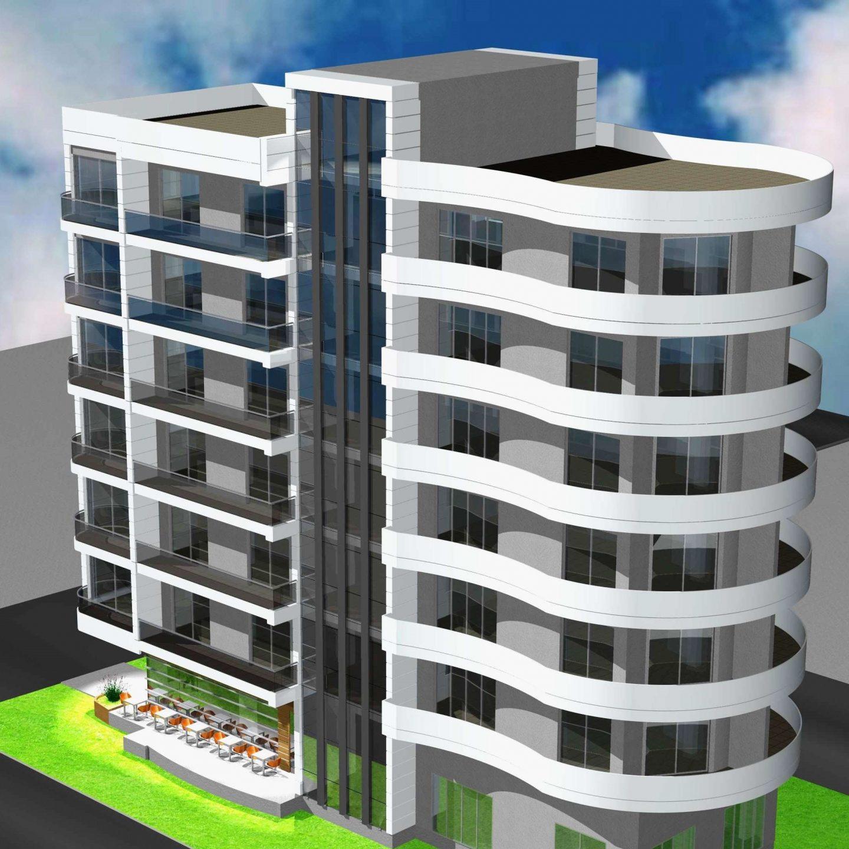 MŞB İnşaat A.Ş. & Kuryap / Residence – Otel
