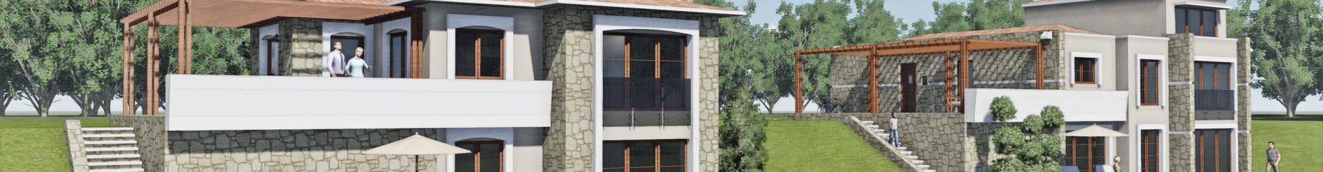 Urla Kekliktepe Villaları