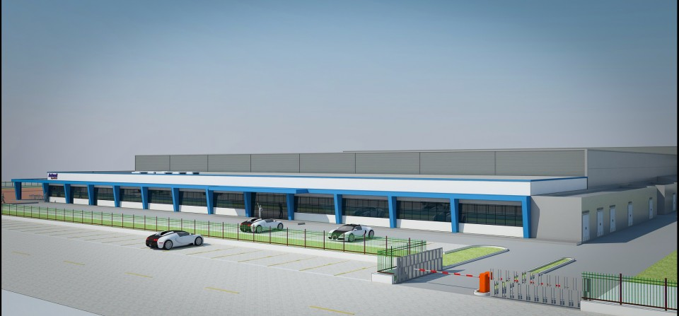 Ergun Hydraulic Industry and Trade Inc. / Actuant Akhisar Facilities